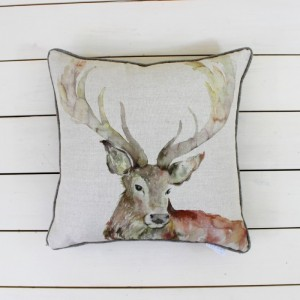Gregor Stag Cushion - Voyage Maison
