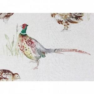 Game Bird Throw - detail of Pheasant - Voyage Maison