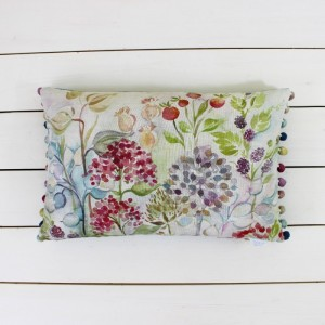 Hedgerow Floral Cushion - Home Inspiration by Lily & Moor