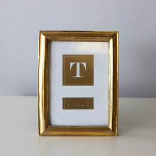 Large Gold Frame