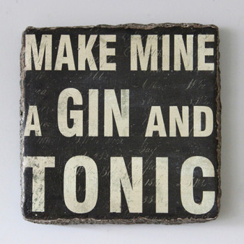 Gin & Tonic Wall Paque