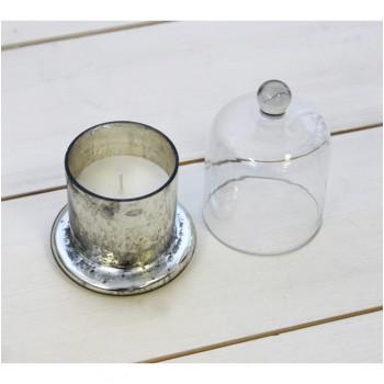 Cloche Vanilla Candle Pot