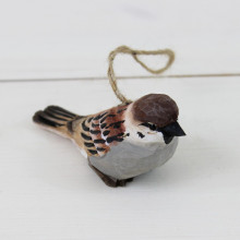 Sparrow Decoration