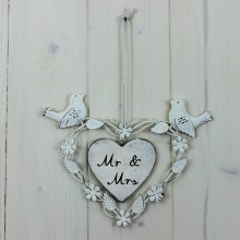 Mr and Mrs Wired Heart