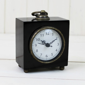 Black Carriage Clock
