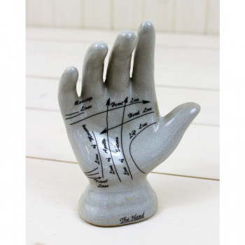 Palmistry Hand Ornament