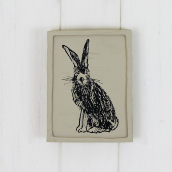 Harebell Plaque