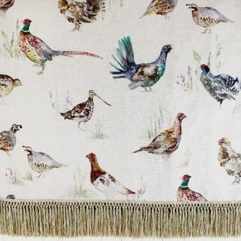 Game Birds Throw