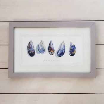 Five Mussels