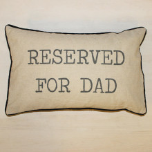 Reserved For Dad
